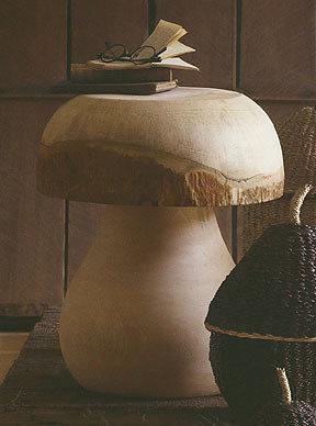 Roost Cargo Mushroom Stool