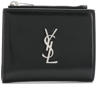 Saint Laurent square shaped purse