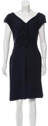 Diane von Furstenberg Samaya Knee-Length Dress