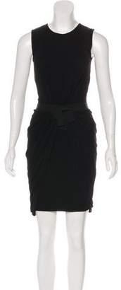 Giambattista Valli Knit Knee-Length Dress