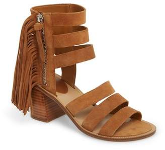 Marc Fisher Collin Fringe Sandal (Women)
