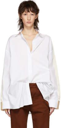 Haider Ackermann White Byron Shirt