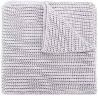 Iris von Arnim chunky knit scarf