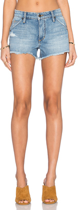 Joe's Jeans Mazie Collector's Edition The Wasteland Short $145 thestylecure.com