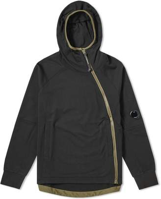 C.P. Company Articulated Zip Arm Lens Pullover Hoody