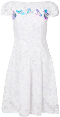 Talbot Runhof Noix3 dress