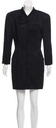 Les Copains Wool Mini Dress
