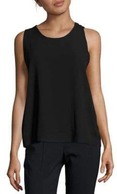 Maje Sleeveless Solid Top