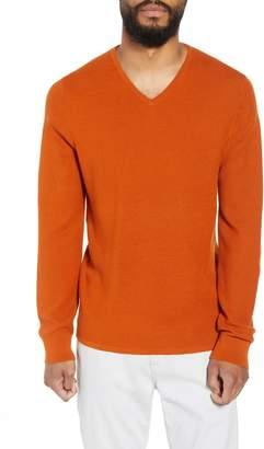 Calibrate V-Neck Wool Blend Sweater