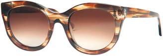 Thierry Lasry Sleepy Acetate Polarized Sunglasses