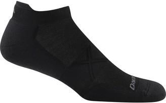 Coolmax Darn Tough Vertex Solid No Show Tab Ultra-Light Cushion Sock - Men's