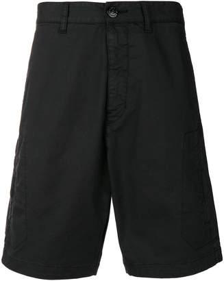 Stone Island Shadow Project classic chino shorts