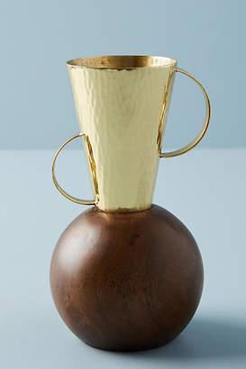 Anthropologie Amalgam Decorative Vessel