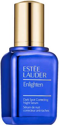 Estee Lauder Enlighten Dark Spot Correcting Night Serum, 1.7 oz.