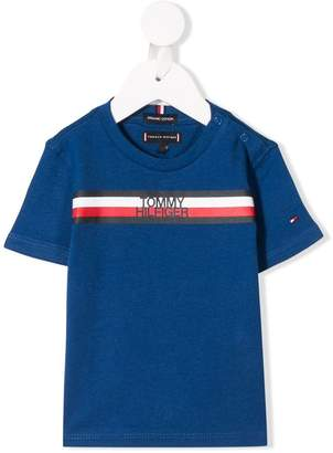 Tommy Hilfiger Junior front logo T-shirt