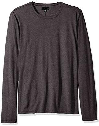 Velvet by Graham & Spencer Men's Olly Heathered Long Sleeve