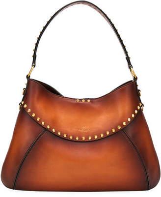 Valentino Twinkle Studded Medium Hobo Bag