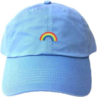 97ab958c7de at Amazon Canada · Go All Out Adult Rainbow Embroidered Dad Hat