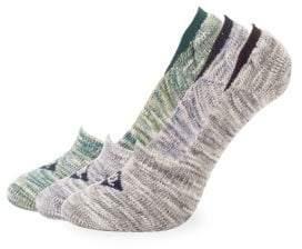 Sperry Three-Pack Liner Socks