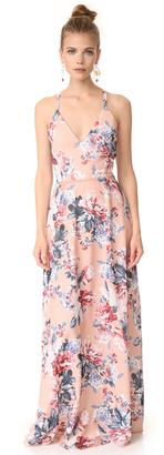BB Dakota RSVP Chantelle Dress $225 thestylecure.com