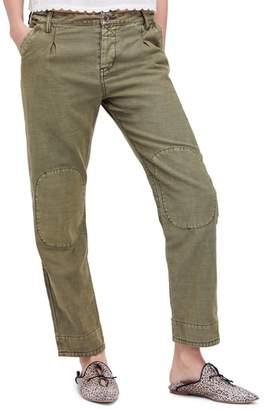 Free People Utility Boyfriend Pants