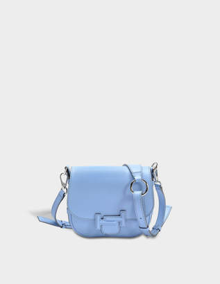 Buy Cheap Shopping Online Double T Bisaccia Crossbody Bag in Lilac Grace Lux Calfskin Tod's Cheap Official Low Cost Cheap Online MWmOmZX1y