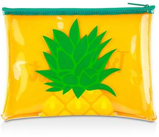 Sunnylife Pineapple See-Through Pouch - 100% Exclusive