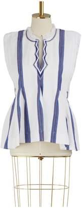 Etoile Isabel Marant Cotton Drappy blouse