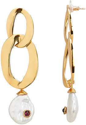Lizzie Fortunato Basilicata Earrings