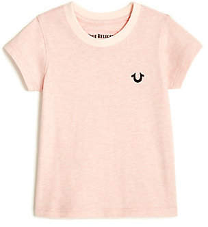 True Religion CRAFTED TODDLER/LITTLE KIDS TEE