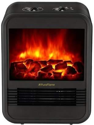 Puraflame 1,250 Watt Portable Electric Compact Heater