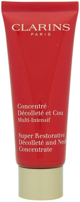 Clarins 2.5Oz Super Restorative Decollete & Neck Concentrate