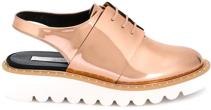 Stella McCartney Odette slingback shoes