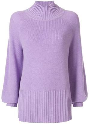 Manning Cartell asymmetric long-sleeve sweater