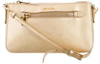 pradaPrada Saffiano Crossbody Bag