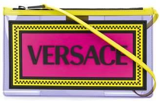 Versace 90s vintage logo pouch