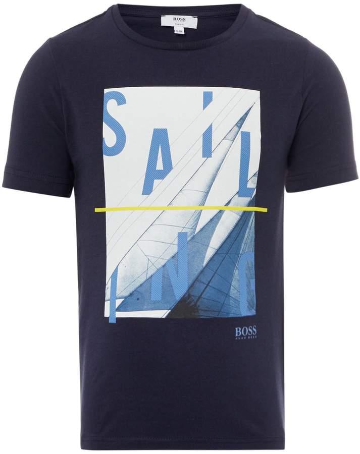 Boys Short Sleeved T-Shirt