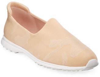 205045a77d1 Taryn Rose Briella Camo Knit Slip-On Sneakers