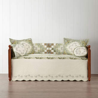 Cassandra Home ExpressionsTM Pieced Daybed Cover