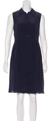 Miu Miu Silk Mini Dress