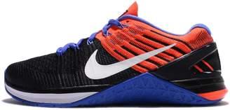 Nike Women's Wmns Metcon DSX Flyknit, BLACK/WHITE-TOTAL CRIMSON, 9 US