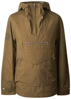 Pretty Green Water Resistant Overhead Hooded Jacket