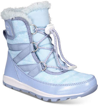 Sorel Disney x Little Girls Whitney Short Frozen 2 Boots Women Shoes