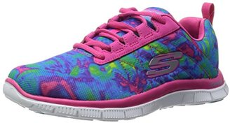 Skechers Sport Women's Pretty Please Flex Appeal Fashion Sneaker $39.99 thestylecure.com
