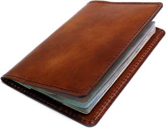 Boarding Pass Leather Passport Wallet