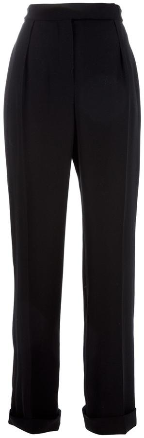 Lanvin Pleated trouser
