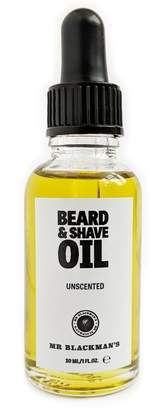 Mr Blackman's - Unscented Beard and Shave Oil