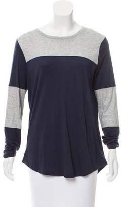 Vince Knit Colorblock T-Shirt w/ Tags