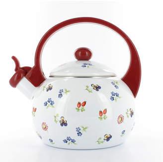 Villeroy & Boch Petite Fleur 2.1-qt. Tea Kettle