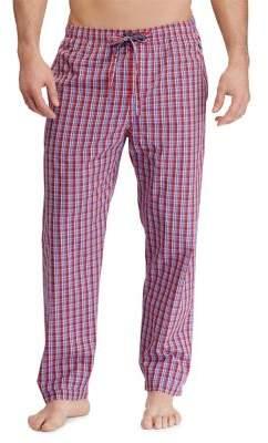 Ralph Lauren Plaid Cotton Pajama Pants